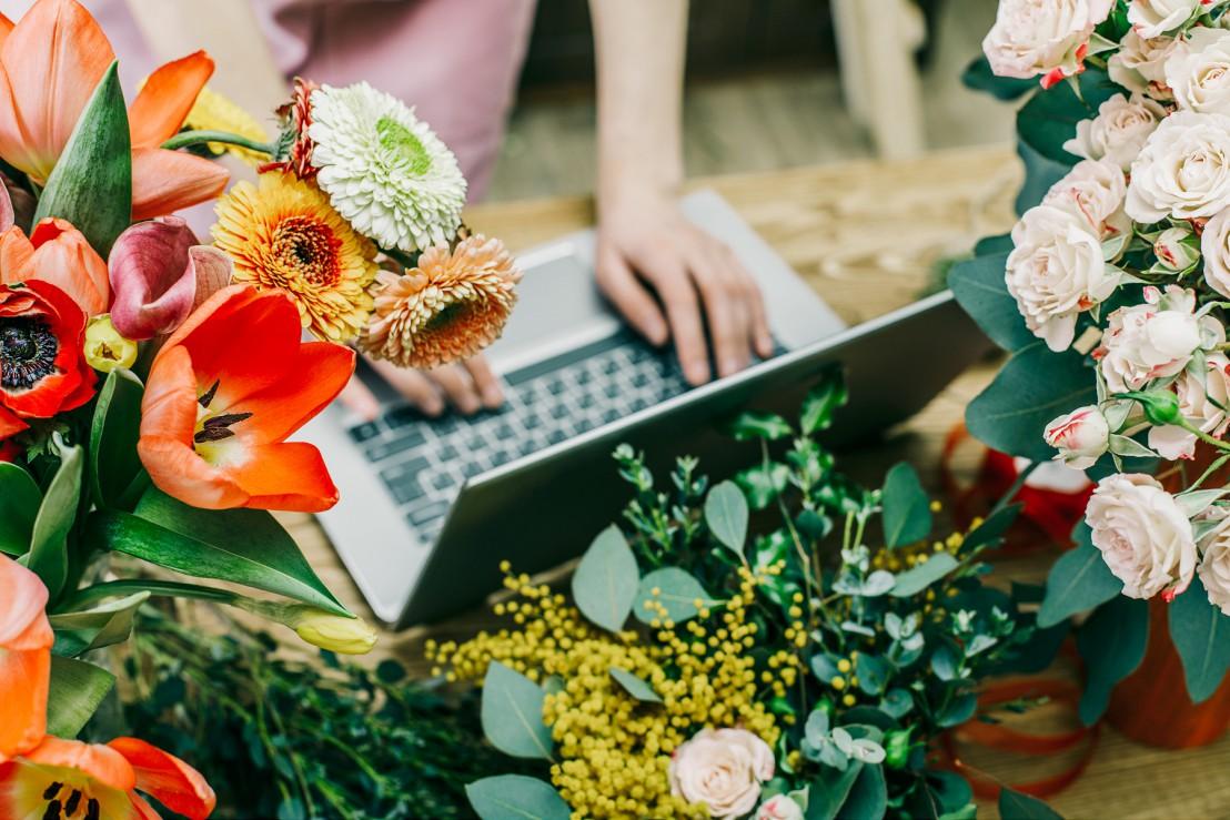 Online bloemen bestellen en laten bezorgen bij je thuis