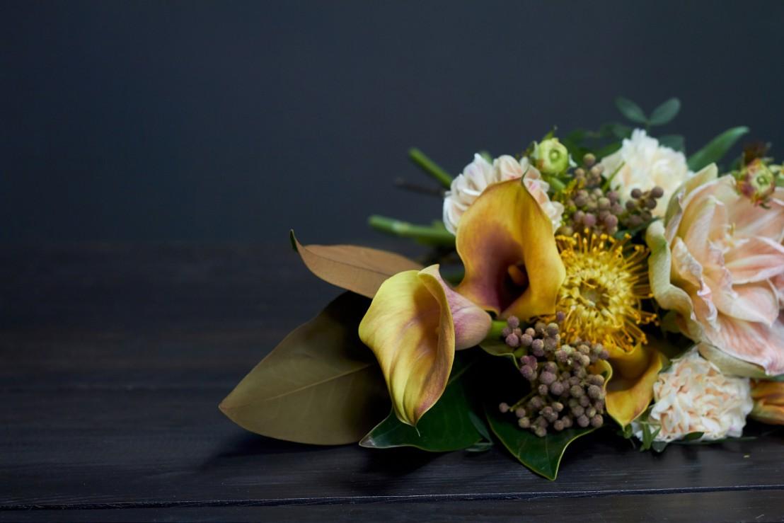 Rouwbloemen voor een waardig afscheid