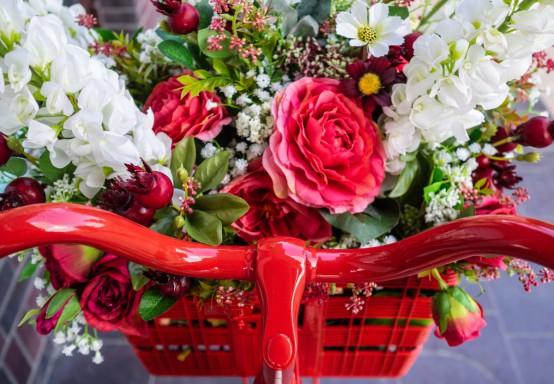 Valentijnsboeket bloemen bezorgen met gratis verzending