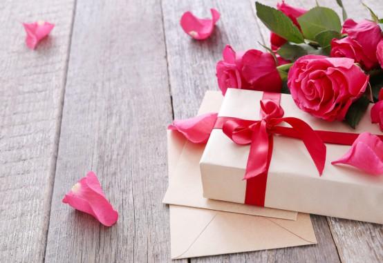 Brievenbusbloemen versturen op valentijnsdag