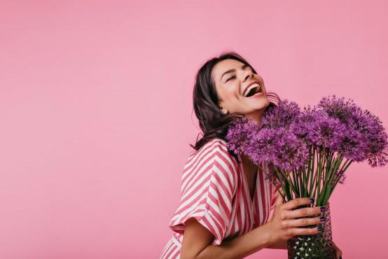 Bloemen maken blij; duurzame bloemen nog meer
