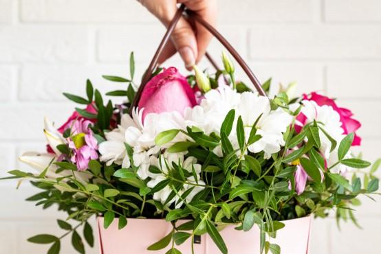 Met Pasen bloemen versturen naar het buitenland