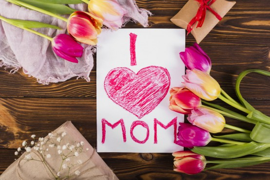 Wanneer is het moederdag en tijd om een cadeautje te sturen?