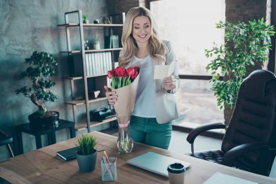Bloemen bestellen secretaressedag met vandaag bezorging mogelijk